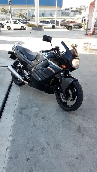 Honda Cbr450sr 89
