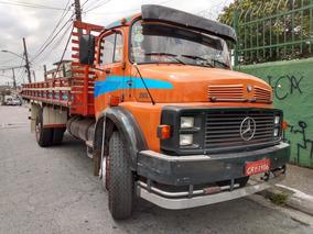 Mercedes-benz Caminhão 1074 Toco 4x2 Mb Único Dono