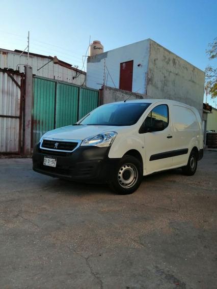 Peugeot Partner Maxi 2016
