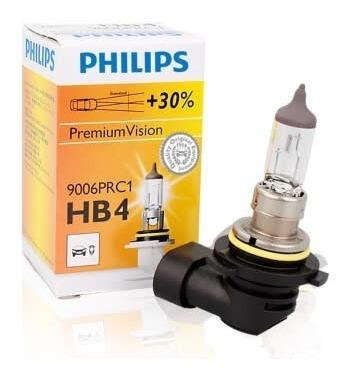 Lampara Philips Halogena 12v 55w Hb4 P22d Premium