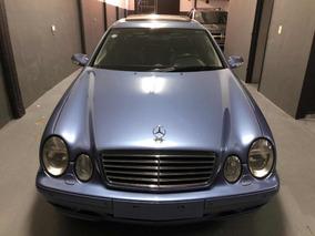 Mercedes-benz Clk 4.3 Clk430 Elegance Plus At 1999