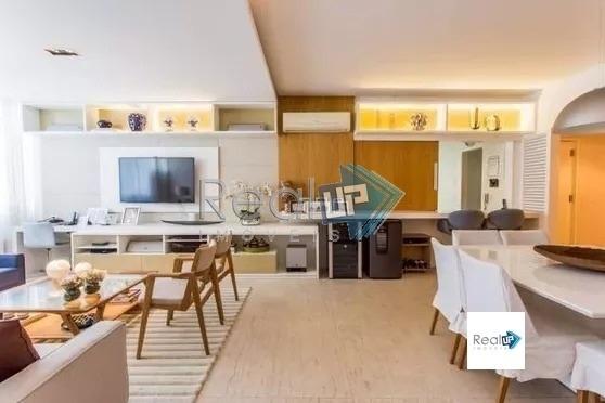 Excelente Apartamento Em Ipanema 4 Quartos - 16074