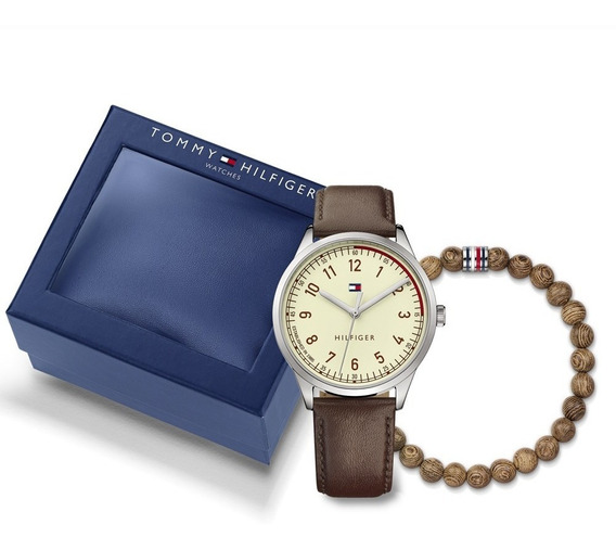 Reloj Tommy Hilfiger Set 2770020 Hombre Envio Gratis