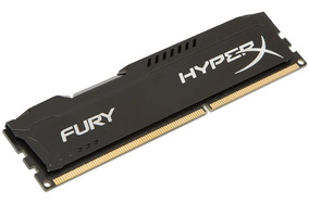Memória Ram Kingston Hyper X 4gb 1600mhz Ddr3