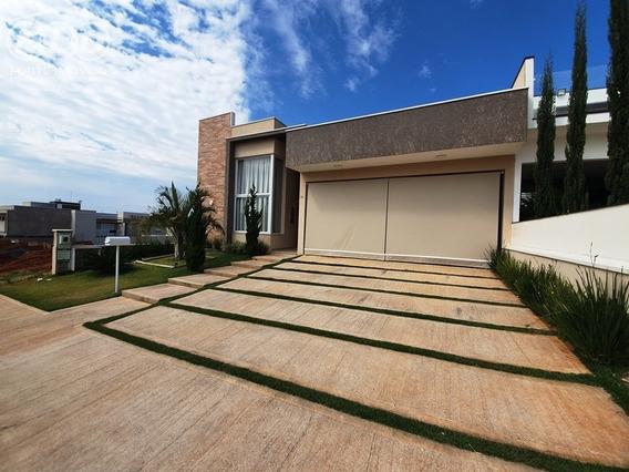 Casa A Venda No Condomínio Dona Lucilla Indaiatuba - Sp - Ca04730 - 34421454