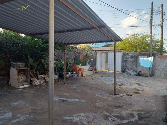 3 Edículas Em Terreno De 332 Metros À Venda - Jardim Munhoz - Mogi Guaçu/sp - Ed0059