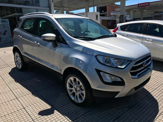 Ford Ecosport Titanium 1.5 123cv 4x2 Manual 0km Stock Físico