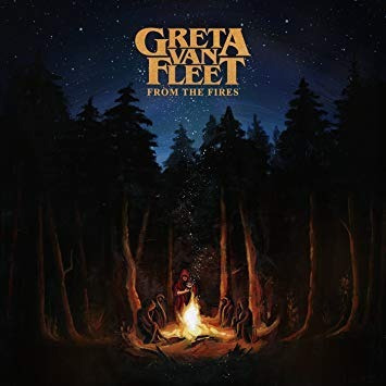 Lp Greta Van Fleet From The Fires Novo Lacrado 180g