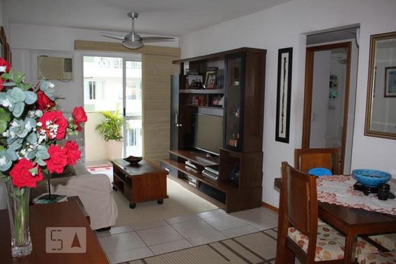 Apartamento Para Aluguel - Catete, 3 Quartos, 101 - 893073178
