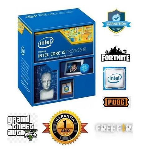Imagem 1 de 5 de Processador Intel Core I5-4690 3.5ghz Lga1150 4a Geração