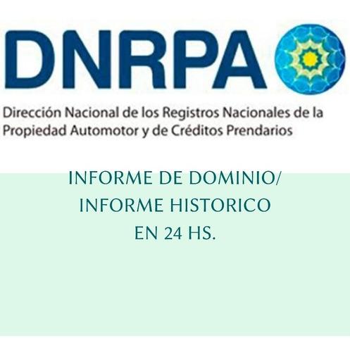 Informe De Dominio