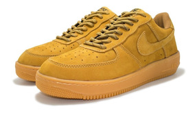 Air Force 1 Branco Preto Original Cano Baixo Pronta Entrega