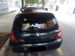 Renault Clio 1.6 16v Expression Hi-flex 5p - Completo