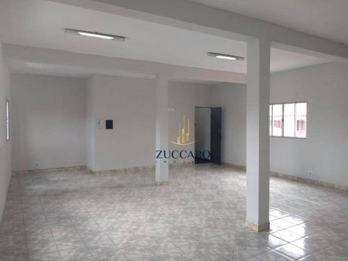 Sala Para Alugar, 70 M² Por R$ 1.200,00/mês - Jardim Santa Clara - Guarulhos/sp - Sa0601