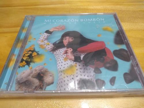 Mi Corazón Bombón - Mariana Lucía - Cd - Nuevo