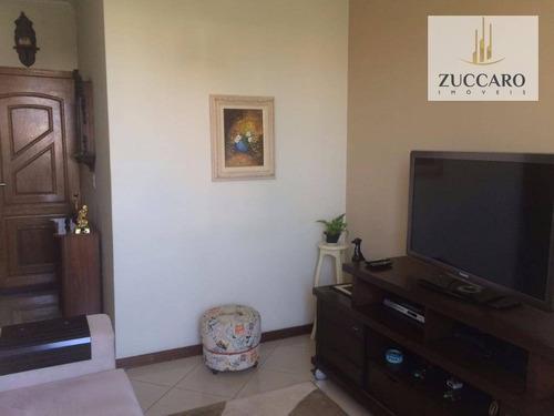 Apartamento À Venda, 68 M² Por R$ 265.000,00 - Jardim Bom Clima - Guarulhos/sp - Ap10755