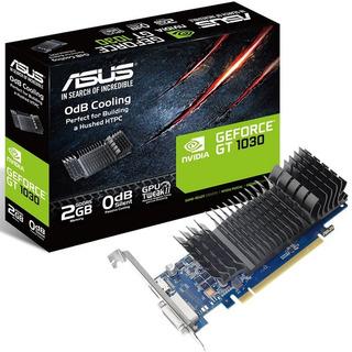 Tarjeta Video Asus Nvidia Geforce Gt 1030 2gb Gddr5 Pci-e