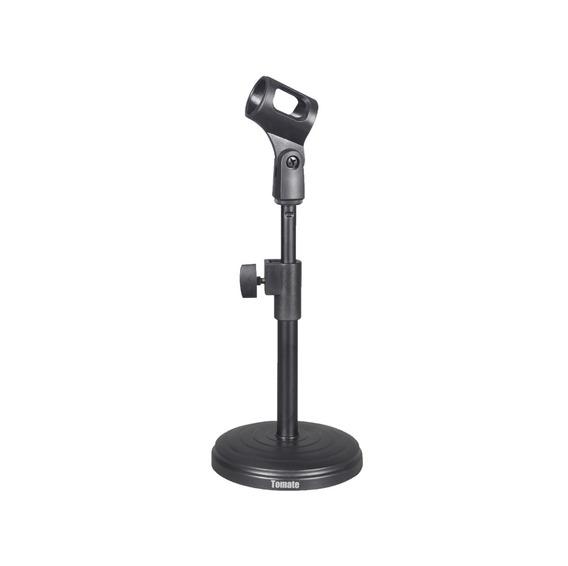 Suporte De Mesa Para Microfone Mini Pedestal C/ Nota Fiscal