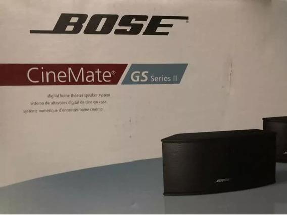 Home Theater Bose Cinemate Serie 2 Sistema De Altavoces