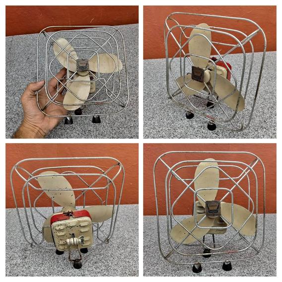 Ventilador Antigo Pandora Não Funcion Decoração Enfeite Disp