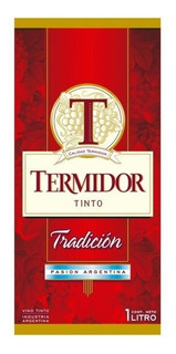 Vino Termidor 1 Litro Tetra