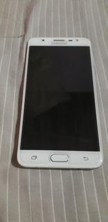 Celular Galaxy J7 Prime G610m 32gb Rosa Tela 5.5 Vitrine
