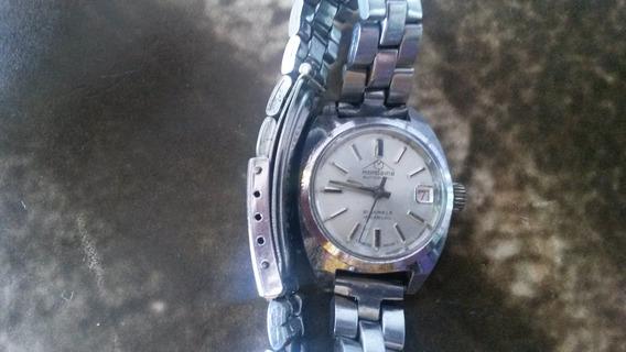 Relógio Mondaine Automático Swiss Raro