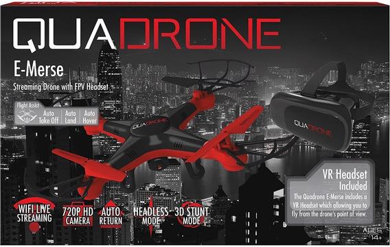 Drone Quadrone E-merse Câmera Hd