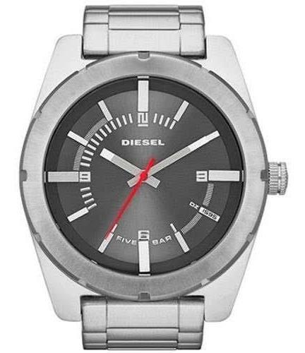 Relógio Diesel Dz1595 Analógico Pulseira De Metal - Original