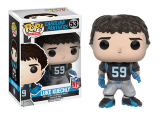 Luke Kuechly Carolina Panthers # 53 Funko Pop