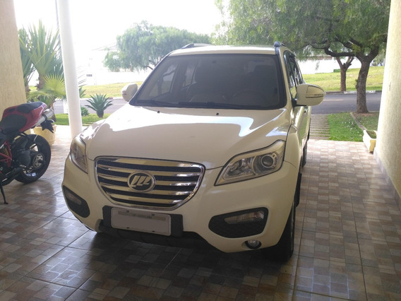Lifan X60 1.8l Talent 2014 Branco Manual 5 Marchas