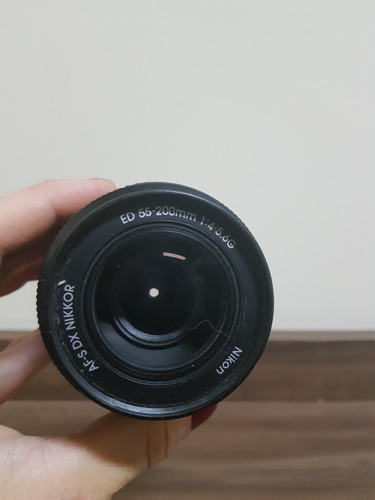 Objetiva Nikon 55-200 F4-5.6g