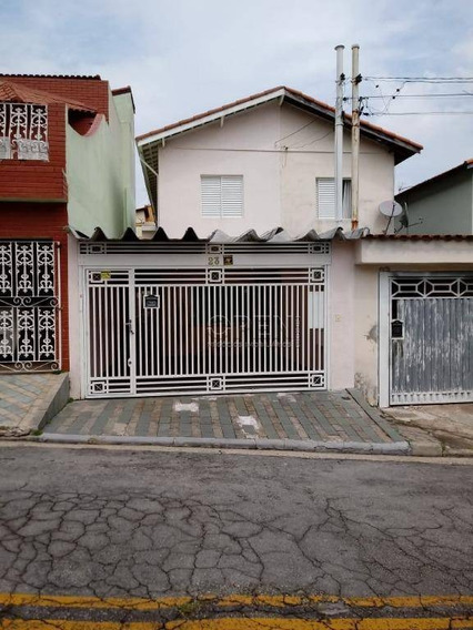 Sobrado Residencial À Venda, Assunção, São Bernardo Do Campo - So1315. - So1315