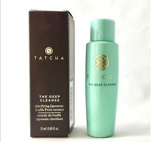 Tatcha The Deep Cleanse Exfoliating Cleanser 25 Ml
