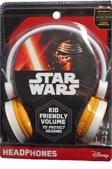 Fone De Ouvido Star Wars Bb-8