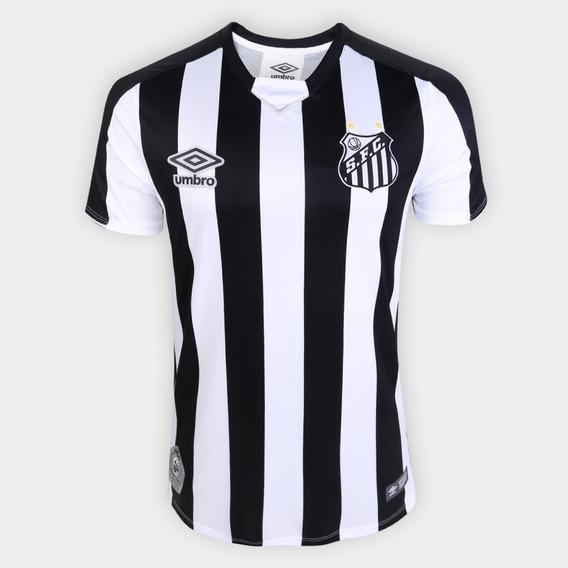 Camiseta Santos Home Oficial 2019 Nova Temporada Imperdível