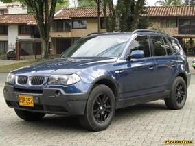 Bmw X3 [e83] Xdrive30i Executive Tp 3000cc Ct