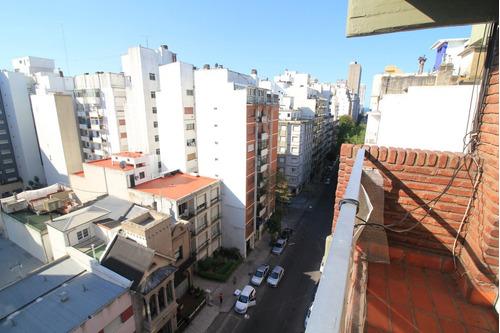 Ficha 167 Departamento De Tres Ambientes A La Calle. Edificio Con Seguridad 24hs