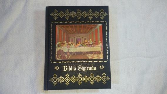 Biblia Sagrada Católica Edição De Luxo