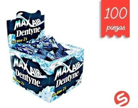 Max Air Dentyne 2's Iceblue 100pzs