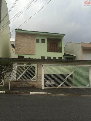 Sobrado Residencial À Venda, Parque Dos Pássaros, São Bernardo Do Campo - So17711. - So17711