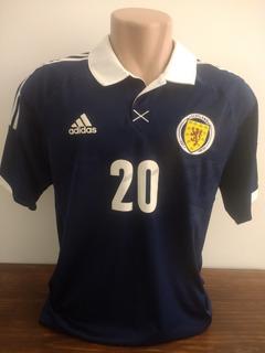 Camisa Seleção Escocia