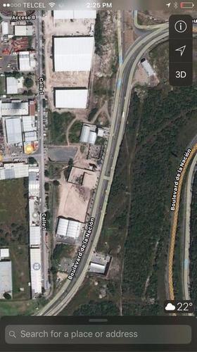 Bodega Industrial - Ejido San Pablo