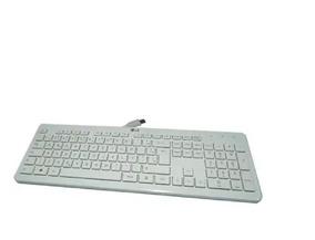 Teclado Usb Com Fio All In One Lg 22v240 Novo Original C/ Nf