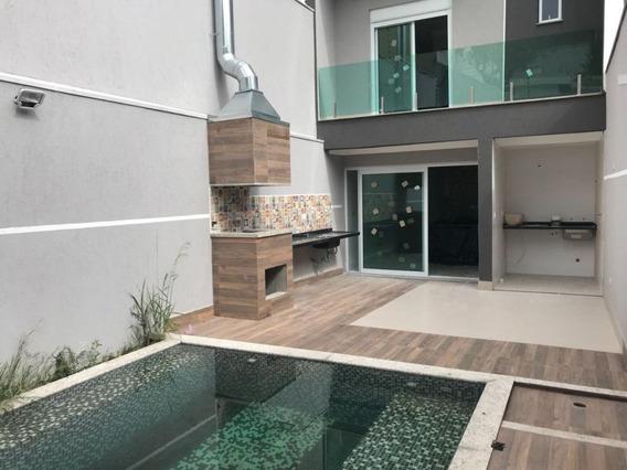 Sobrado À Venda, 349 M² Por R$ 1.699.000,00 - Jardim - Santo André/sp - So0353