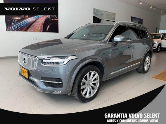 Volvo Xc90 Inscription Awd T6,2.0 Supercargada 320hp&400n/m