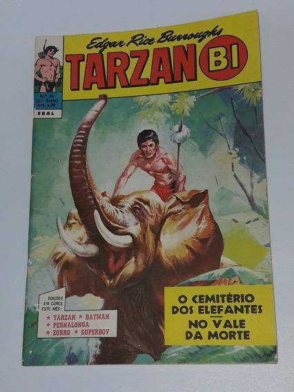 Tarzan Bi No.24 (1a Série) Nov-dez 71 Ebal Raro Antigo