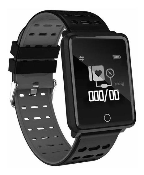 Pulsera Inteligente 1.44 Pulgadas Banda Desmontable Reloj Mu