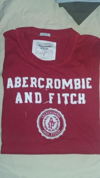 Remeras Abercrombie And Fitch Talle L