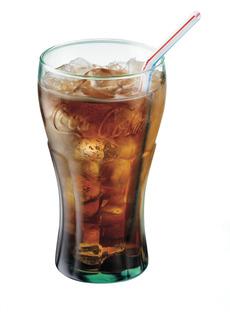 Libbey 16.75-oz Coca Cola Glass Tumblers, Set De 12